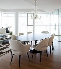dining tables marvellous modern round dining table modern round
