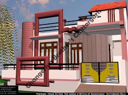 mr lokesh sethiya house plan u0026 exterior design in 3d indian