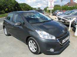 second hand peugeot for sale used cars peugeot 208 gloucestershire