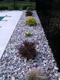 stones for landscaping ideas rock landscaping best river rock