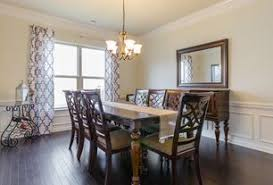 Dining Rooms With Wainscoting Sherwin Williams Downing Sand Dining Room Wainscoting Zillow