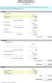Excel Balance Sheet Template Free Best Photos Of Simple Balance Sheet Template Simple Balance