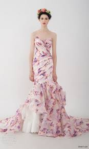 multi color wedding dress anny wedding dresses 2016 mermaid wedding dresses wedding