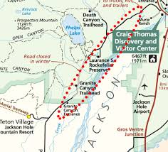 Grand Teton Map Jackson Hole Secrets Locals Info Where To Go By The Locals
