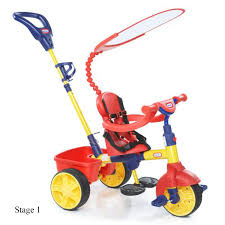 Little Tikes Toy Storage 4 In 1 Trike Primary At Little Tikes