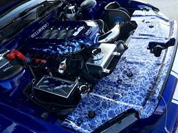 Nissan 350z Accessories - announcing hydrographics