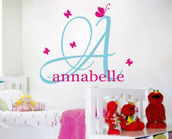 Aliexpresscom  Buy Custom Personalised Name Butterflies Wall - Stickers for kids room