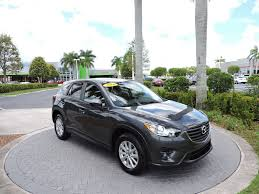 mazda com 2016 used mazda cx 5 4dr suv touring fwd at royal palm mazda