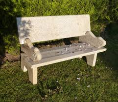 hayworth granite garden stone bench gardensite co uk