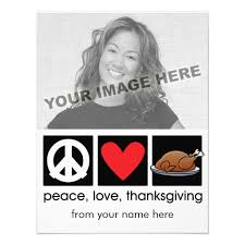 personalized thanksgiving cards 28 images personalized
