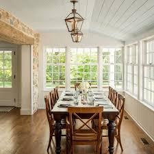 Astonishing Dining Sunroom Designs That Everyone Should See - Sunroom dining room