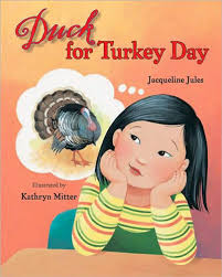 jacqueline jules duck for turkey day