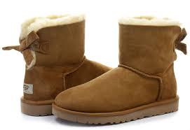 big w s boots ugg boots w mini bailey bow corduroy 1006057 che shop