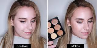 Makeup Contour best contour kit 2018 9 tested on half a