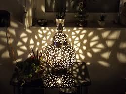 K He Landhaus Alix Landhaus Country Living Orientalische Tischlampe Marrakesch