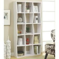 venetian worldwide martin white bookcase v 801180 the home depot