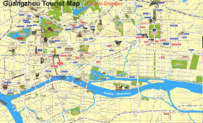 Los Angeles Area Map by Guangzhou Maps Downtown Layout Metro Attractions