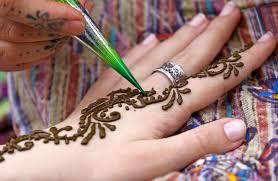 has rihanna sparked a henna renaissance al arabiya english