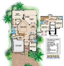 Example Of Floor Plan Design Has A Great Bay Window In The Dining Area An Open Plan