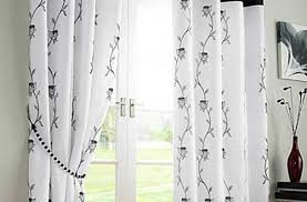 Black And White Curtain Designs Lovely Black And White Curtains Cottage Living Room Boy Gray