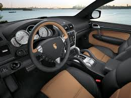porsche 911 turbo s interior 2010 porsche cayenne turbo s two tone interior eurocar news