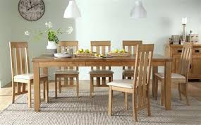 Oak Extending Dining Table And 8 Chairs Dining Tables And 8 Chairs Oak Extending Dining Table With 8