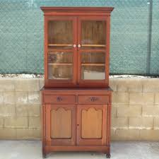 innovative american antique hutch antique cabinet victorian