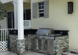 hardscaping services outdoor kitchen panama city fl