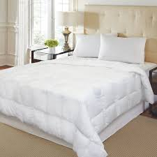 pure rest breathable vented down alternative comforter twin