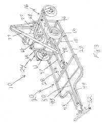 patent us20040108494 low clearance vehicle lift stand google