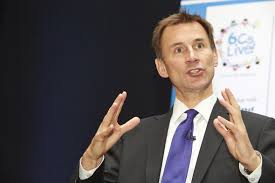 hunt appeals to nurses to save nhs money by reducing errors news