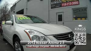 nissan altima for sale mn 2012 white nissan altima 2 5 for sale youtube