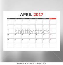 april calendar stock images royalty free images u0026 vectors