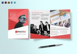 brochure templates for business free download 26 word bi fold brochure templates free download free premium