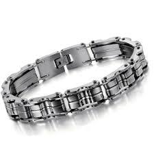 bracelet man silver stainless steel images 316l stainless steel bracelet jewelry stainless steel buycoolprice jpg