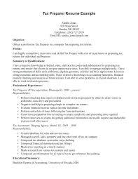 Finance Manager Resume Format Sample Resume For Tax Accountant Finance Manager Resume Example