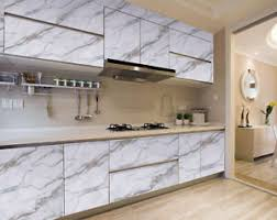 kitchen cupboard doors and drawers details about 5m marble self adhesive kitchen cupboard door drawer worktop cover aluminum foil