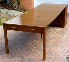 Ideas For Expanding Dining Tables Wood Used For Cabinet Expanding Dining Table Hutch Plans