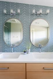 Bathroom Sink Mirrors The Best Oval Mirrors For Your Bathroom Decor Snob
