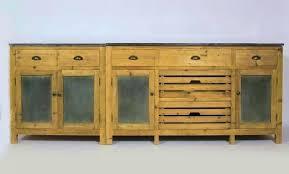 habitat cuisine meubles cuisine occasion great meuble cuisine bois et zinc limoges