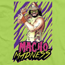 Macho Man Randy Savage Meme - new randy savage freak out macho man was one of the most talented
