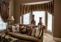 Chocolate Brown And Red Curtains Living Room Wonderful Best Brown Curtains Ideas On Romantic Home