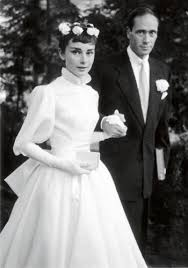 hepburn style wedding dress wedding dress has become an icon in fashion