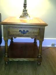 broyhill end table with usb outstanding broyhill end tables somerefo org
