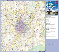 Map Of Cologne Germany by Stuttgart Tourist Map