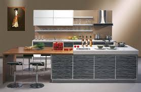 italian modern kitchen excellent italian modern kitchen design with concrete island and