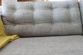 customiser canapé un canapé design à 3000 pour seulement 500 bidouilles ikea