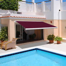 Electric Awning Electric Awning Ebay