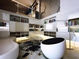 Modern Bookshelf by Decorative Functional Contemporary Bookshelf U2014 Aio Contemporary Styles