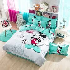 Mickey Mouse Queen Size Bedding Mickey Mouse Bedding Stf Minnie Mouse Bedding Set Comforter